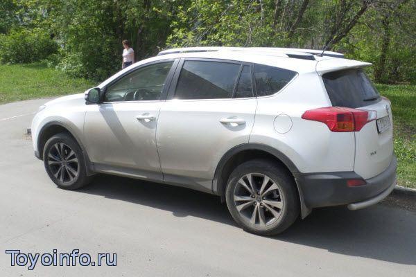 toyota rav4 2012 старт стоп автозапуск