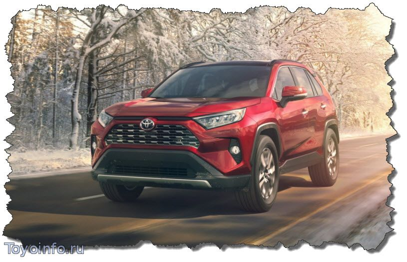 toyota rav4 2019 new model