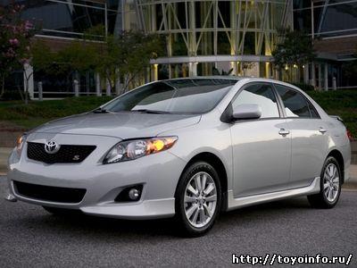 Электрические схемы Toyota