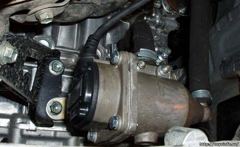 Подогрев двигателя на тойота королла
