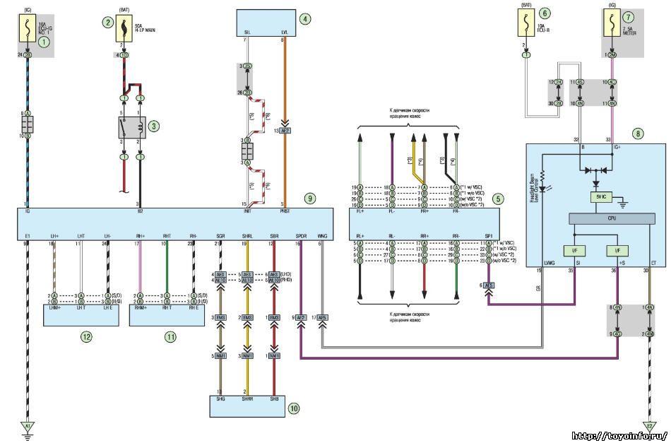 Автоматический корректор света