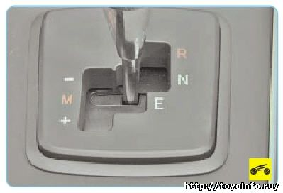Роботизированная механическая коробка передач Тойота Королла