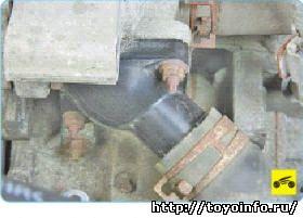 Система охлаждения Тойота Королла, Замена охлаждающей жидкости, помпы, термостата, радиатора