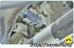Датчик положения коленчатого вала Тойота Королла