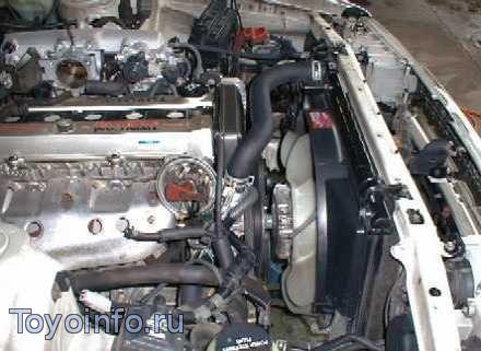 двигатель Toyota 1G-GE