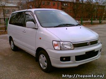 Скачать руководство по эксплуатации и ремонту Toyota Lite-Ace / Town-Асе / NOAH, ремонт тойота ноах
