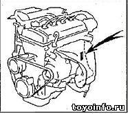 Двигатели 4A-FE, 5A-FE, 7A-FE