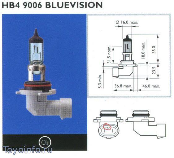 Лампа НВ4