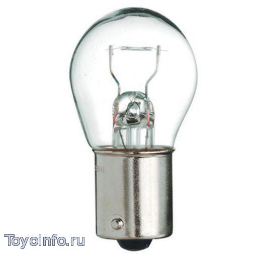 Лампа Р21W