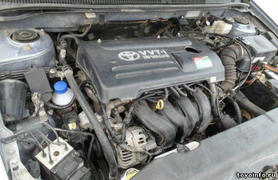 Тойота Королла 120 двигатель